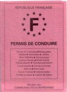 Perte du permis de conduire